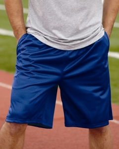 "9"" Inseam pro Mesh pocketed Shorts"