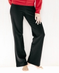 Ladies' Fleece Open Bottom Pants