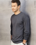 Ultra Cotton Basic Long Sleeve T-Shirt